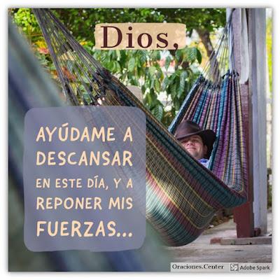 Oración del Sábado en la Mañana - Descanso en Dios