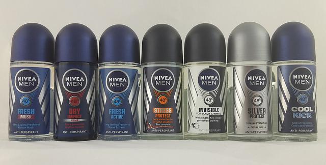 Produk Pembersih Wajah Pria Dan Deodorant Spray Dari Nivea