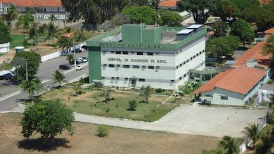 Resultado de imagem para hospital de guarnição de natal