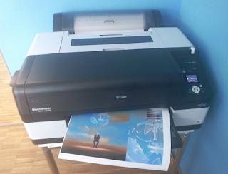 imprimante pour les échantillons