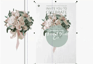 Wedding Invitation Design Less Than 10 Minutes