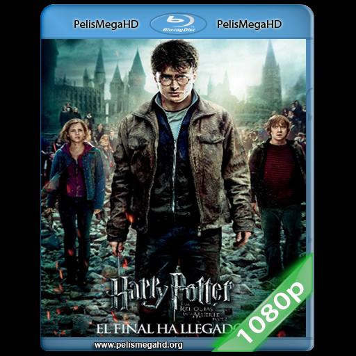 HARRY POTTER Y LAS RELIQUIAS DE LA MUERTE – PARTE II (2011) FULL 1080P HD MKV ESPAÑOL LATINO