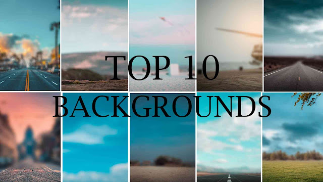Latest Top 10 Blur Background Free Stock