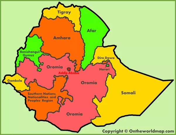 Politics by Rebuttal: Can Ethnic Federalism Truly Succeed in Abiy Ahmed's  Ethiopia?