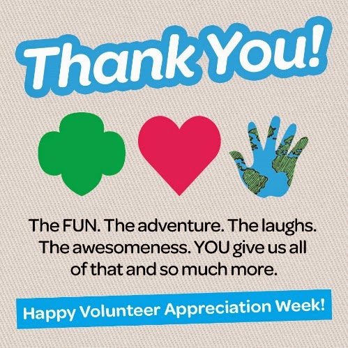 Girl Scout Blog: Share the Love: Celebrate the Special ...