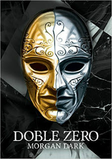 libro Doble Zero de Morgan Dark