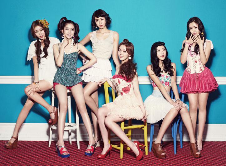 .:KPOP HOTLINE:.: Dal★shabet Concept Photos for Supa Dupa Diva Album