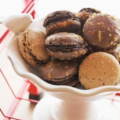 Recette Macarons Craquants et Croquants au Chocolat
