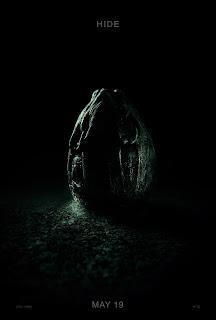Alien: Covenant - Segundo Poster &  Segundo Trailer