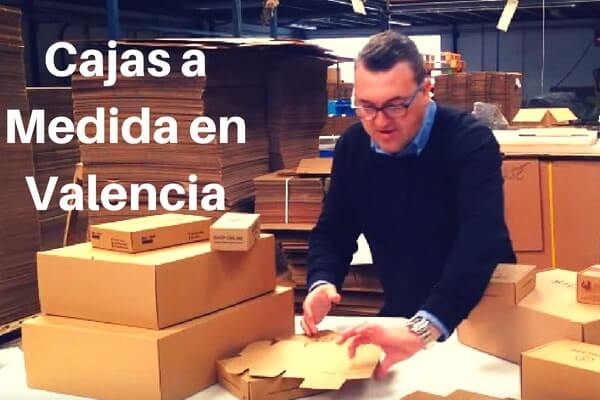 cajas a medida en Valencia