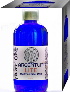 Pareri Argentum+ LITE 5ppm Pure Life forumuri imunitate naturala