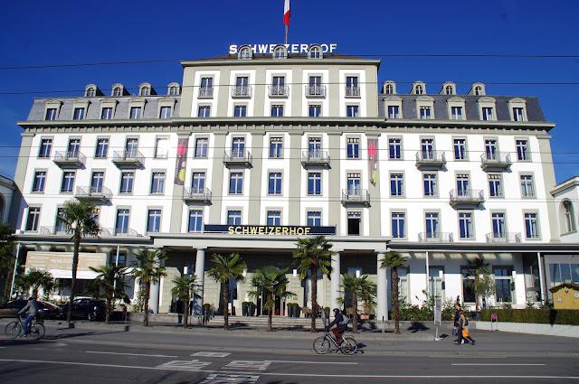 Hotel Schweizerhof Luzern