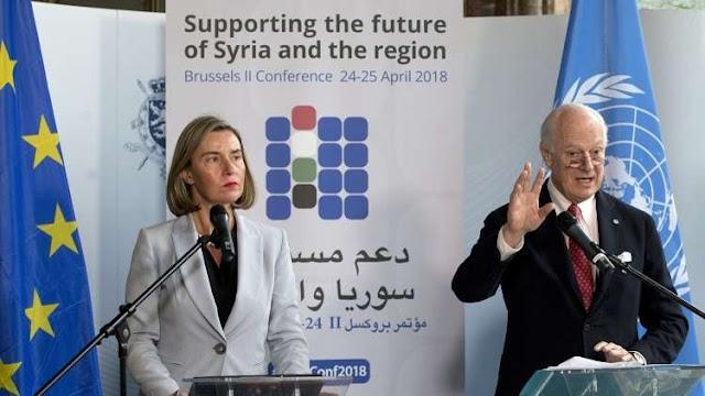 الاتحاد الأوروبي: سوريا ليست لعبة سياسية وللشعب السوري الحق في تقرير مصيره