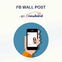 Knowband Facebook Wall post