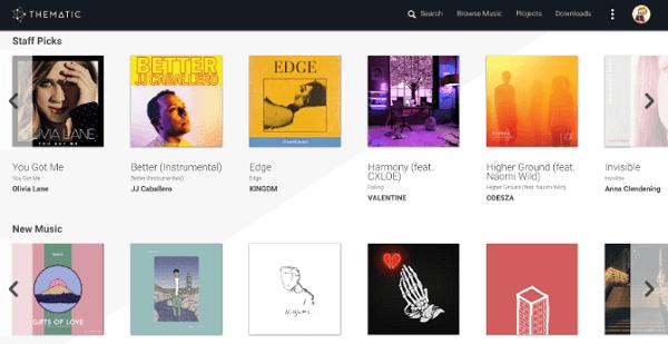 5 مواقع مفيدة لمنشئي المحتوى لتنزيل الموسيقى مجاناً وبدون حقوق