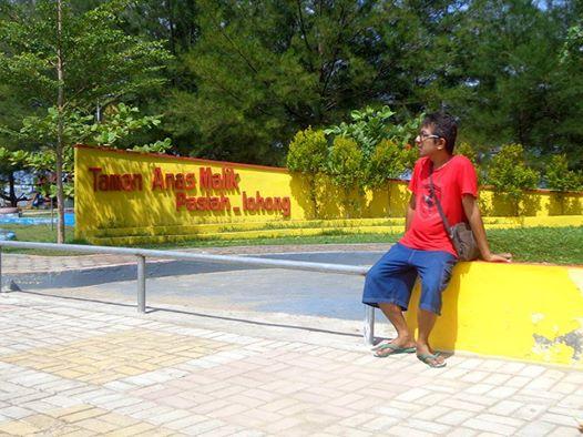 Taman Anas Malik Di Kota Pariaman Untuk Mengingat Tokoh Memimpin Legendaris
