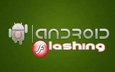 android flashing
