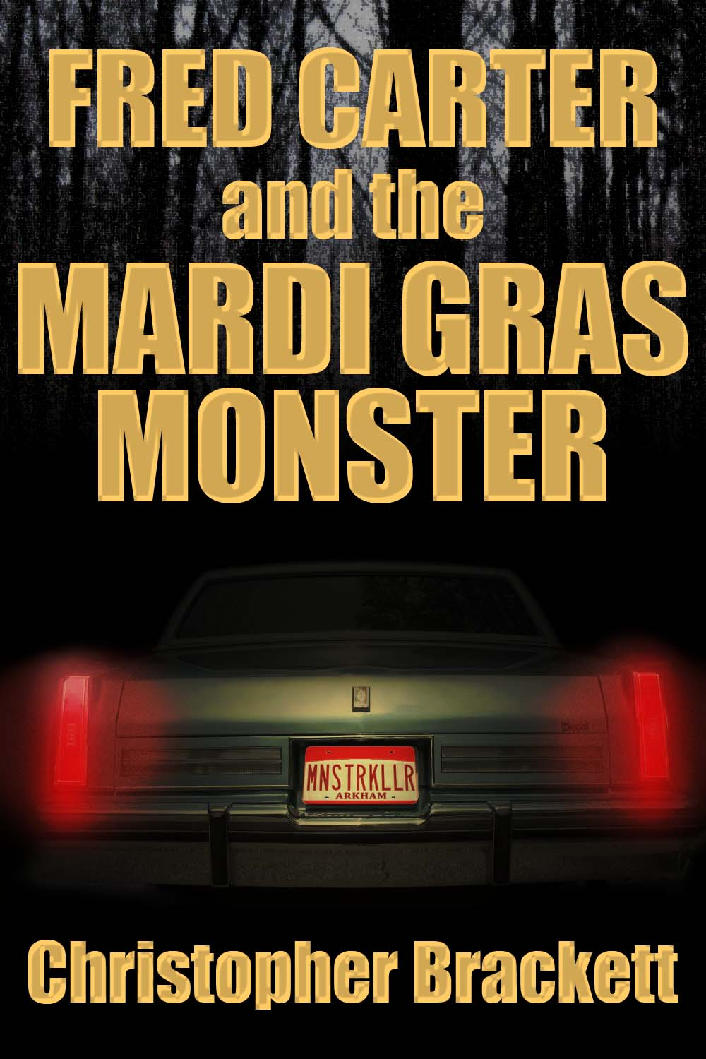 Fred Carter and the Mardi Gras Monster Ch 2 Start the Engine