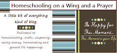 My main homeschooling blog