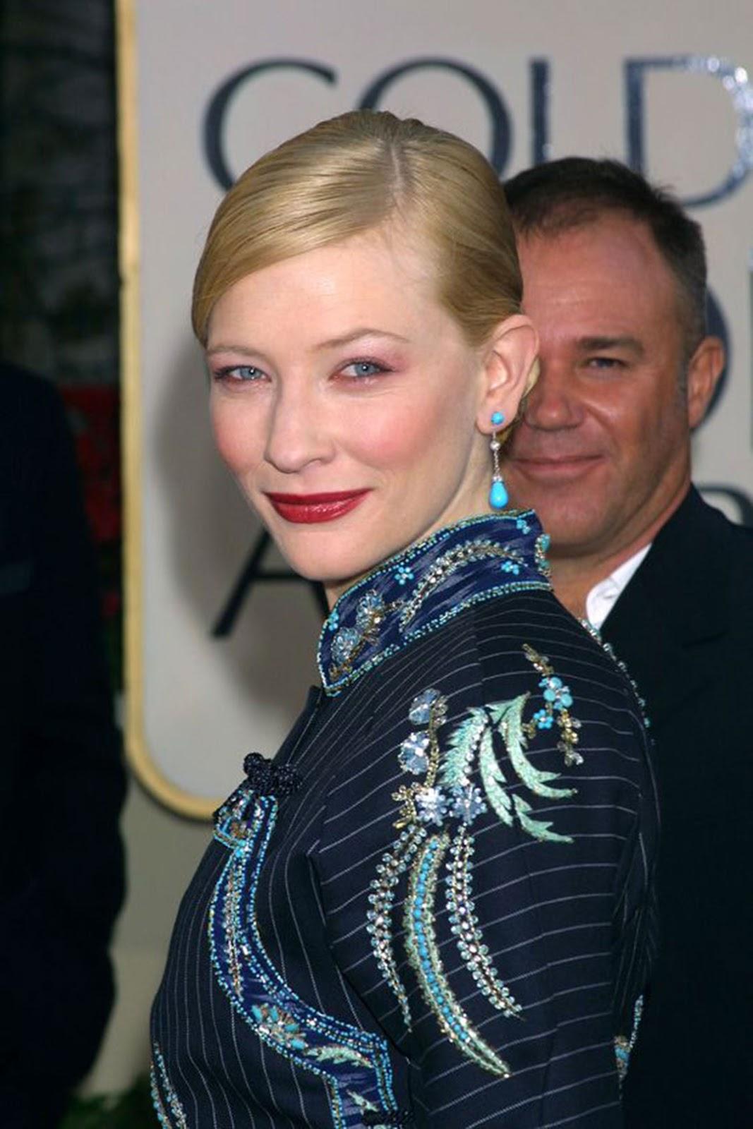 Cate Blanchett, Analiza kolorystyczna, jasne lato, kolory niekorzystne