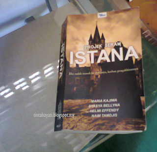 novel seram istana