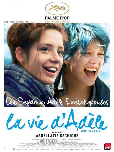 VER ONLINE: La Vida de Adele - Pelicula - Francia - 2013