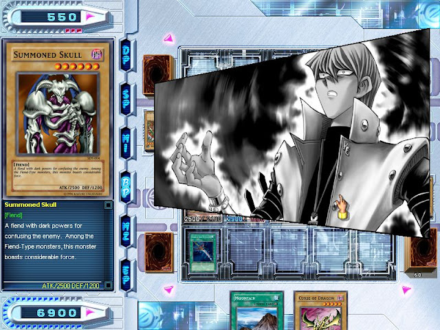 Yu-Gi-Oh! Power Of Chaos Kaiba The Revenge