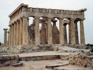 Το μυστήριο της τοποθεσίας των ναών της Αρχαίας Ελλάδας