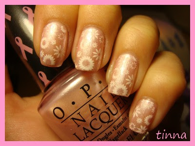 OPI - PINK OF HEARTS 2010 & BM