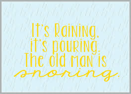 rainy day funny quotes