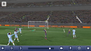 Download Update DLS 17 Mod Lazio to the Latest Version v4.03 Apk + Data