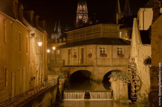 Bayeux viaje Normandia turismo lugares