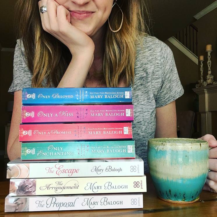 My Mary Balogh Binge So Obsessed With