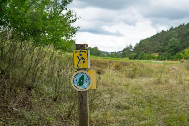 Wacholderweg von Aicha nach Allersburg  Wandern im Amberg-Sulzbacher Land 03