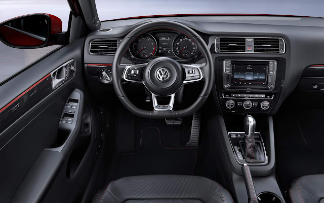 VW Vento GLi 2017