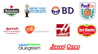 Just a sampling of the companies Founder Jason Tunick and  his customer service centered Factory Direct Promos  employees have helped go green while helping their  customers do the same.  Click now to find out more...