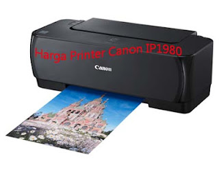 harga printer canon ip1980