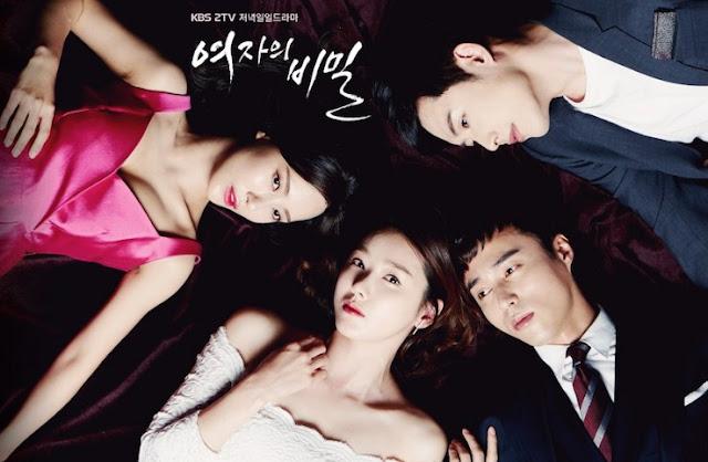 Sinopsis Drama Korea Terbaru : A Women`s Secret (2016)