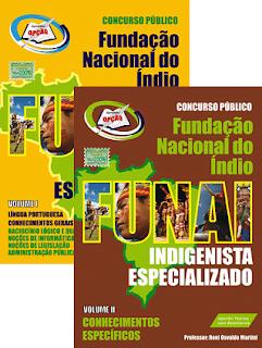 Apostila Concurso Funai para Indigenista Especializado 2016