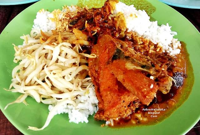 My RM 6 - Zainul Nasi Kandar With Ayam Goreng