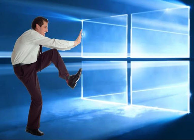 MIcrosoft Windows 10 Update Redstone 5