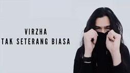 Lirik Lagu Tak Seterang Biasa - Virzha