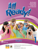 All Ready 1 Activity Book, Readers Book & Teachers Guide