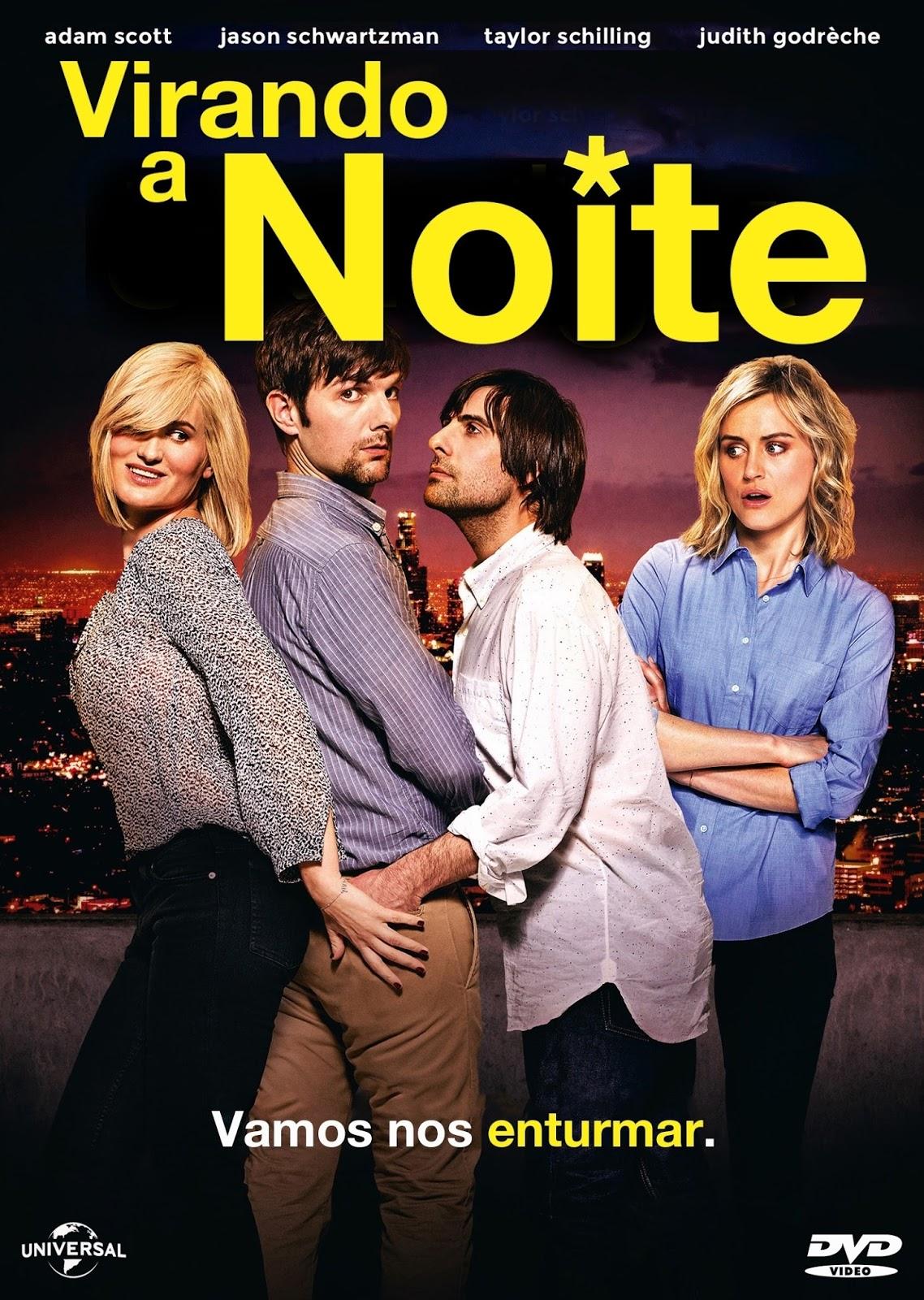 Poster do filme Virando a noite