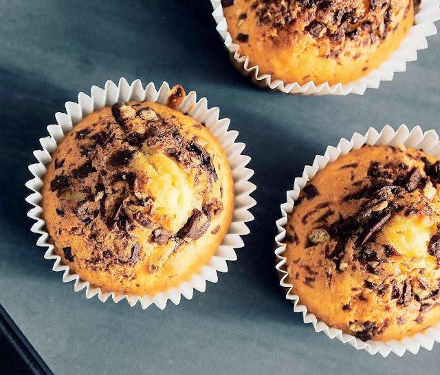 muffin cenoura