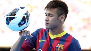 Neymar 2013 barcelona