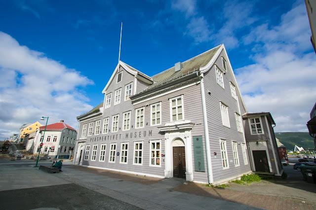 Perspektivet Museet-Tromso
