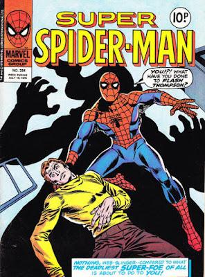 Super Spider-Man #284, the Green Goblin