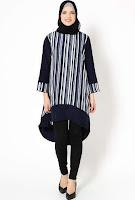 Model Baju Muslim Tunik Terbaru