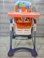 Baby High Chair Care Dodo HC51 Euro-Cart